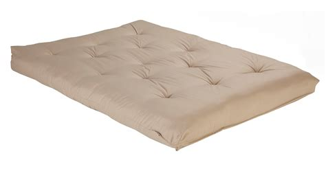 futon mattress sizes khaki size futon mattress from fashion bed