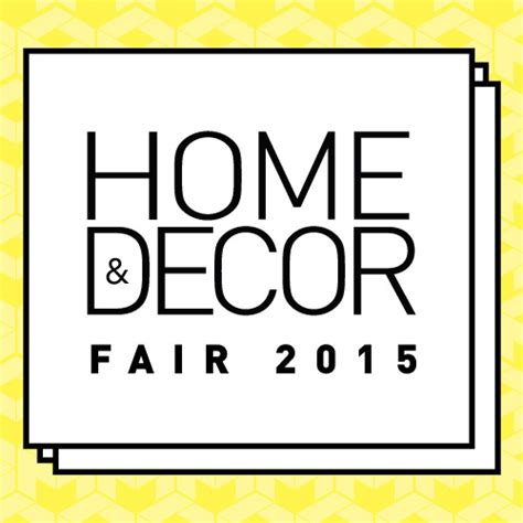 home decor fair 2015