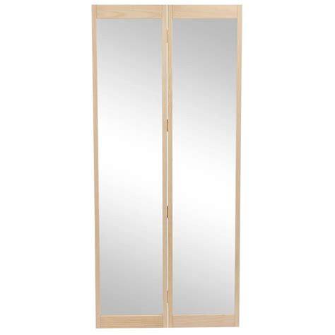 Folding Closet Doors At Home Depot Trendy Mirrored Bifold Mirrored Closet Doors Home Depot