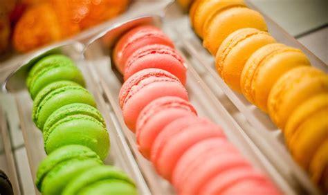 via mã bel best macarons in vancouver
