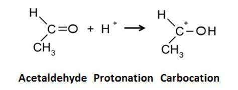 Acetaldehyde Detox by Acetaldehyde Protonation Carbocation On Curezone Image Gallery