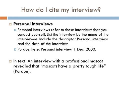 apa format interview how do i reference a personal interview in apa format