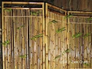 Lu Belajar Dari Bambu permintaan sketsel si penyekat ruang terus mengalir