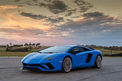Newest Lamborghini Aventador Lamborghini Aventador S Driven Lamborghini Aventador S
