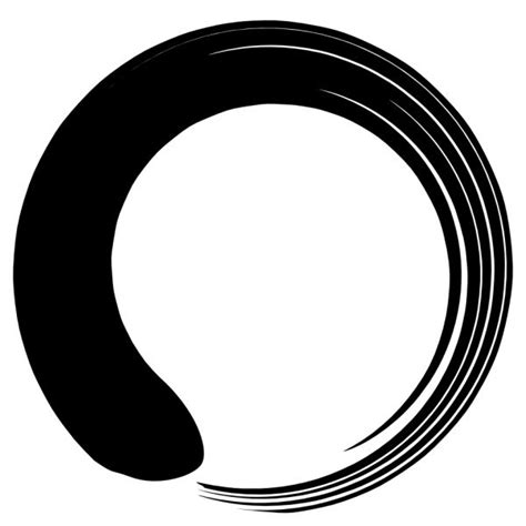 zen design meaning enso symbol tattoo ink and ear gallery pinterest