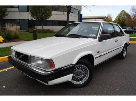 1991 volvo 780 coupe german cars for sale