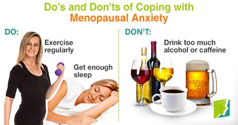 coping with menopause mood swings do s and don ts of coping with menopausal anxiety