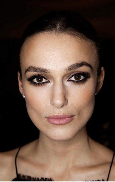 make up small foreheads maquillage de soir 233 e qui s inspire des tendances 2015