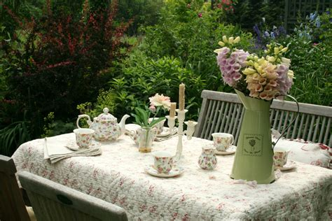 Garden Tea by Afternoon Tea In The Garden Real Estate House And Home