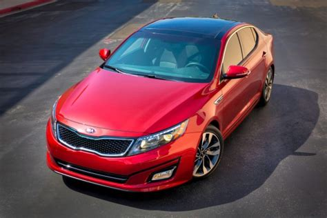 Kia Optima Safety Rating 2015 Kia Optima Earns Five Safety Rating From Federal