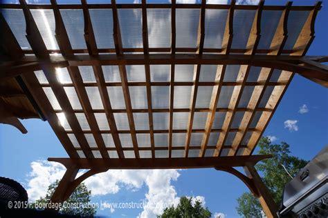 Patio Roof Attach Pergola Cover Ideas How To Build A How To Build A Covered Pergola
