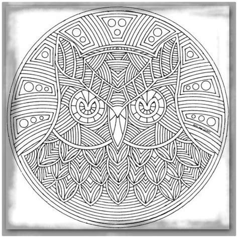 dibujos para colorear mandalas dificiles dibujos para pintar mandalas de animales archivos
