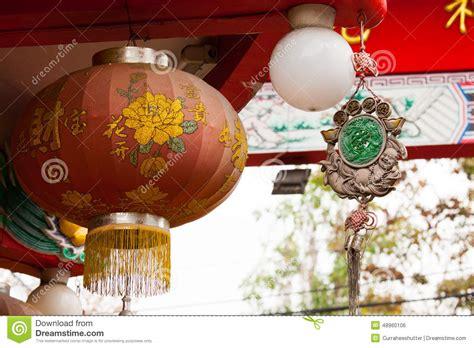 new year lantern day lanterns in new years day stock photo