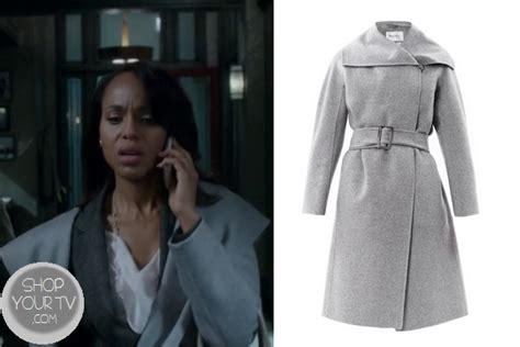 Pope Wardrobe Grey Coat by Season 3 Episode 2 S Grey Collar