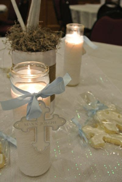 Center Table Decoration For Baptism by 17 Best Images About Communion Ideas On Mesas