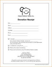 non profit donation receipt template 7 church donation receipt template budget template letter