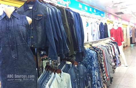 In The Fashion Marketplace by Guangzhou Liuhua Clothing Wholesale Market Abc Sources