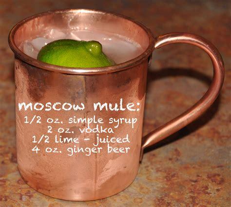 moscow mule recipe dishmaps