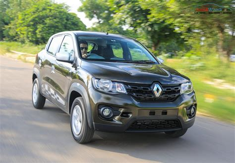 renault kwid black colour renault kwid sales crosses 10 000 mark for first time