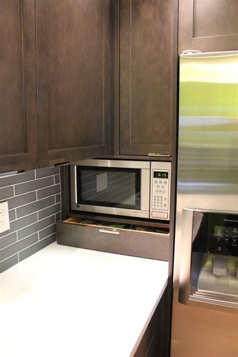 small microwave drawer 17 best images about ecclectic small space on