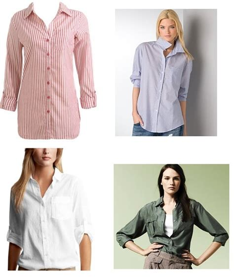 Boyfriend Shirts Tips For You To Wear Boyfriend Shirt Redsoledshoes