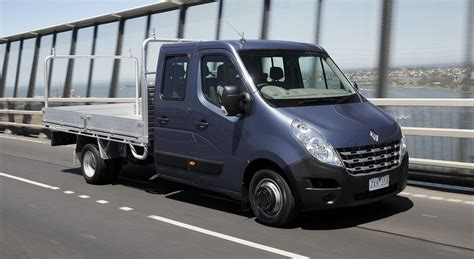 renault master 2013 renault master ute range launched from 45 490 photos 1