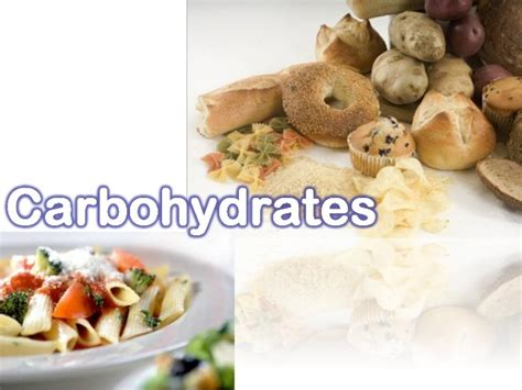 name 3 carbohydrates carbohydrates