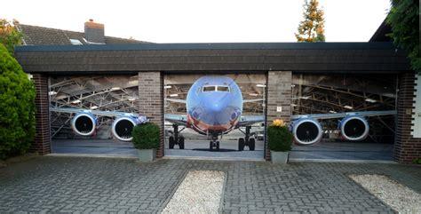 Airplane Garage by 403 Forbidden