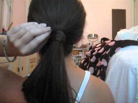 how to make drawstring ponytail from scratch how to do a weave ponytail with kanekalon hair hair