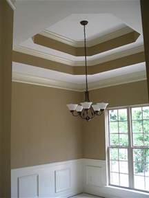 Trey Ceiling Or Tray Ceiling Double Tray Ceiling Flickr Photo Sharing