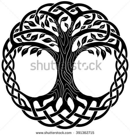 Celtic Tree Of Life Stock Images Royalty Free Images Celtic Tree Of Images