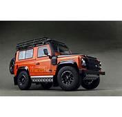 Kyosho Unveils Land Rover Defender 90 Adventure Edition In
