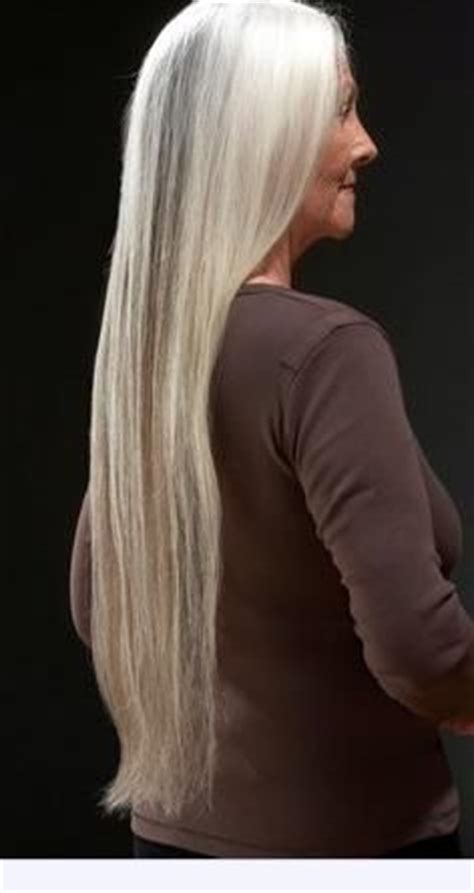 how 60 plus can grow long hair 1000 images about silver haired beauties on pinterest