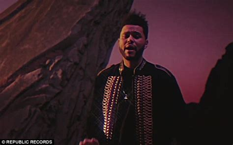 the weeknd songs on hit the floor the weeknd dances with in i feel it coming