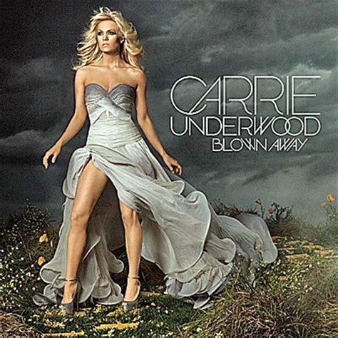 carrie underwood th single blown away locked down shows dr john is still a voodoo man the blade