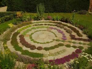 Hoem Plans gardendrum bfeistel 4 the thyme labyrinth in the herb