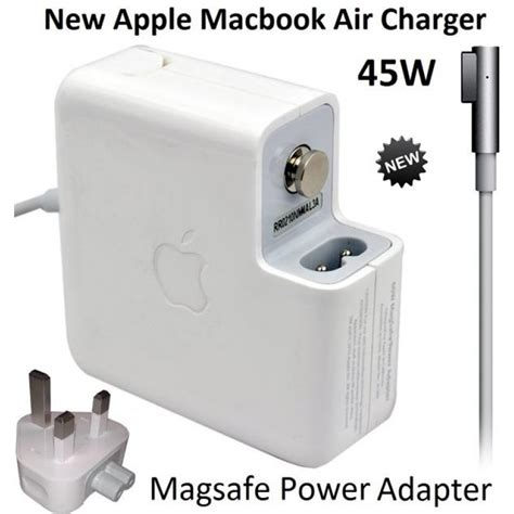 macbook pro charger for macbook air new genuine apple macbook air 11 13 45w magsafe power