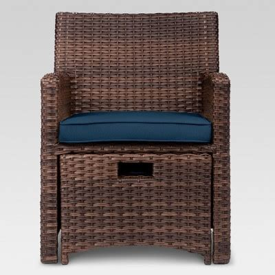 target wicker chairs all weather wicker patio furniture target