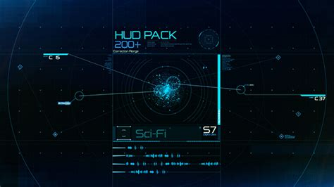 Hud Pack Technology After Effects Templates F5 Design Com Hud After Effects Template