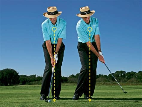 golf swing chipping david leadbetter for better chipping check your buttons