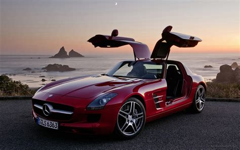 2011 mercedes sls amg 10 wallpapers hd wallpapers