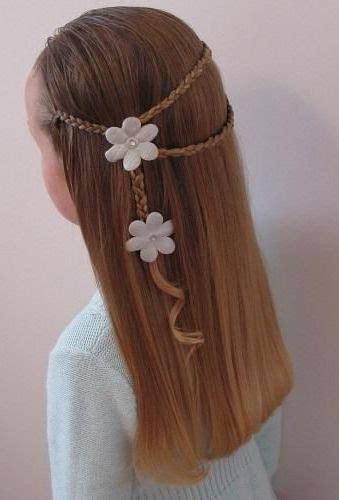 peinados de ninas para flower girls peinados para ninas con flores peinados para andrea