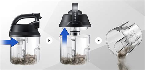 Jual Vc21k5130vb by Jual Samsung Canister Vc21k5130vb Se Vacuum Cleaner