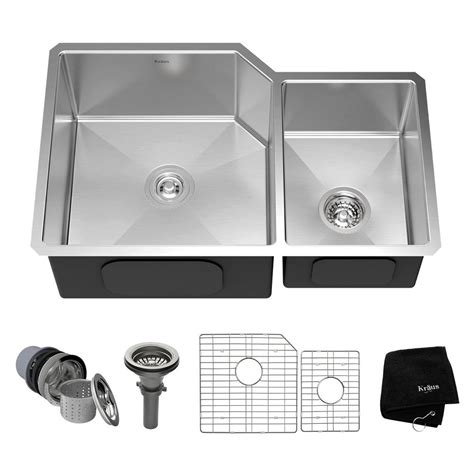 best type of stainless steel stainless steel kitchen sink smith design choosing the