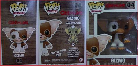 Funko Pop Series Gremlins Gizmo 04 Vinyl Figure Doll New funky pop funko figures 04 gizmo
