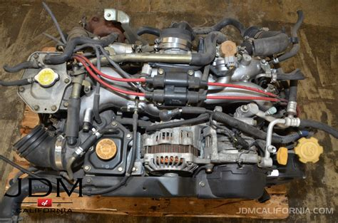 subaru wrx engine jdm ej20 dohc turbo subaru wrx engine jdm of california