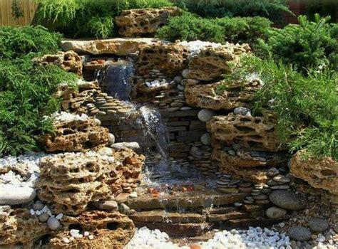 20 spectacular backyard ideas waterfalls that top