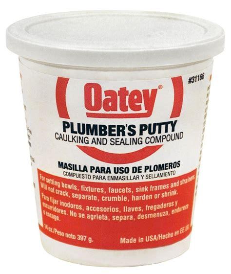 OATEY   31166 14 oz. Plumber's Putty at TheHardwareCity.com
