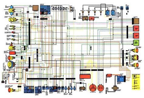 suzuki hayabusa wiring diagram home design