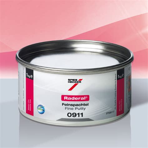Polyester Putty Alpa 1klg putties